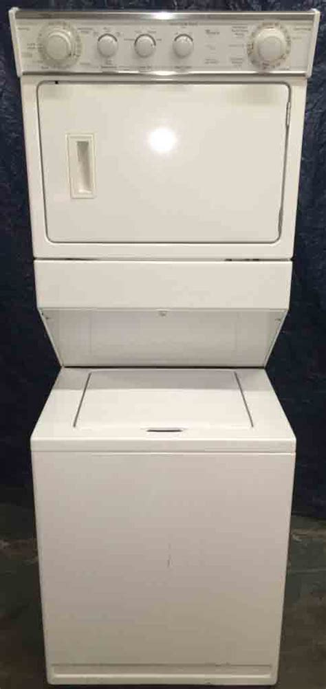 whirlpool washer large images for 27 whirlpool stacked laundry center 2701