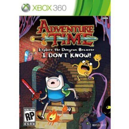 t xbox 360 adventure time explore the dungeon because i don t xbox 360 walmart