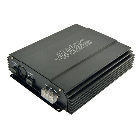 Class Channel Full Range Car Amplifier Mmats Hifi