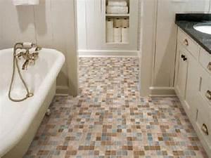 Hardwood flooring in kitchen flooring ideas inspiring for Bathroom floor ideas for small bathrooms