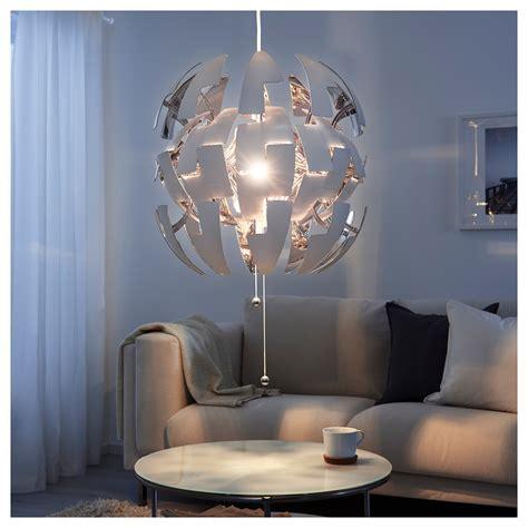 Ikea Ps 2014 Pendant Lamp Whitesilvercolour 52 Cm Ikea