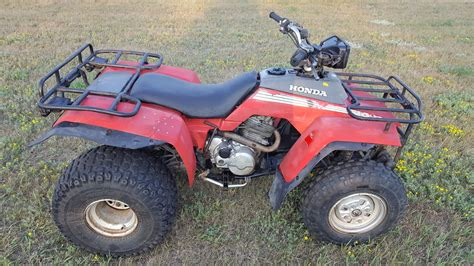 honda trx  fourtrax picture