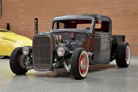 Ford Hot Rod Pickup Red Hills Rods Choppers Inc