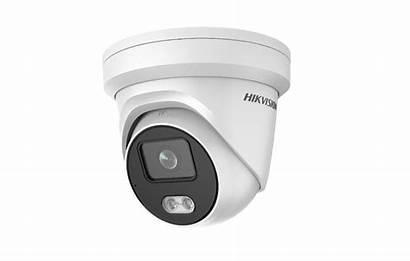 Hikvision Ds Turret Camera Ip Lu Mp