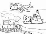 Road Trip Coloring Printables Sheets Games Sheet Transportation Word Snacks Ll sketch template