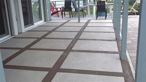 patio resurfacing tropical patio tampa  coastal