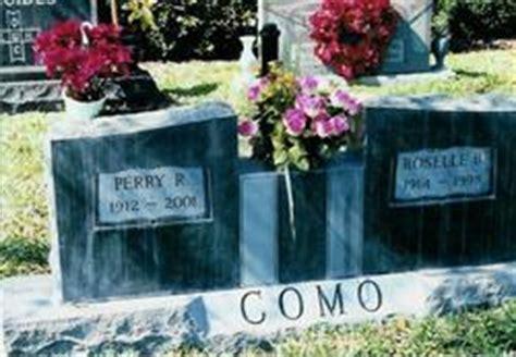 perry como burial site perry como 1912 2001