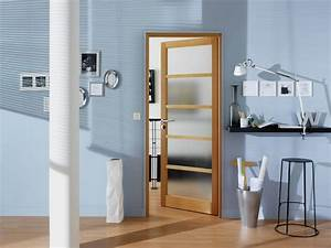 Insert Alu Pour Porte Intérieure : achat porte int rieure notre guide pour bien la choisir et l 39 acheter c t maison ~ Voncanada.com Idées de Décoration