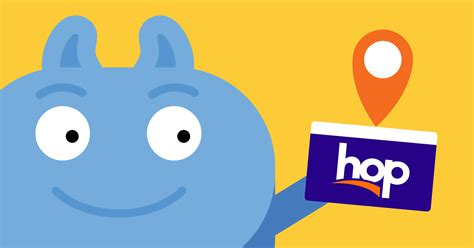 Top up at hop card. Hop is rolling into stores now!