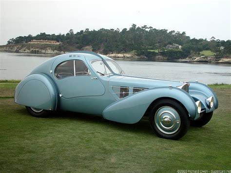 vintage bugatti veyron 1936 bugatti type 57sc atlantic most expensive classic