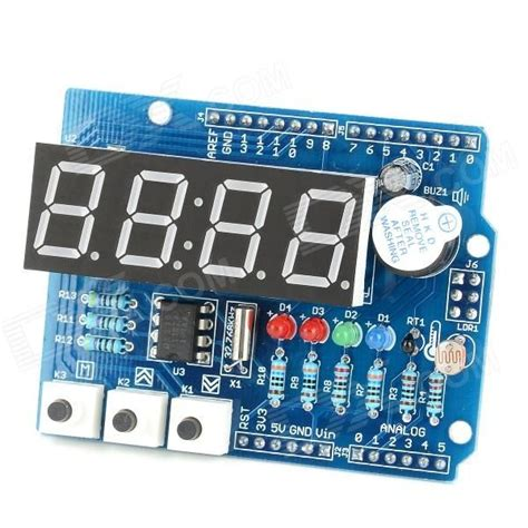 Catales Arduino Expansion Board Clock Shield Wire Digital