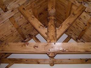 Interiors - Weiler's Custom Log Homes