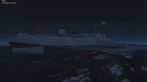 titanic sinking animation pitch black wilhelm gustloff doovi