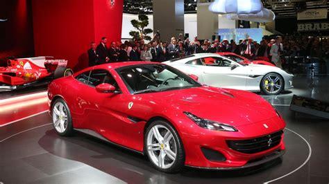 future ferrari models ferrari portofino will lend simplified engineering to