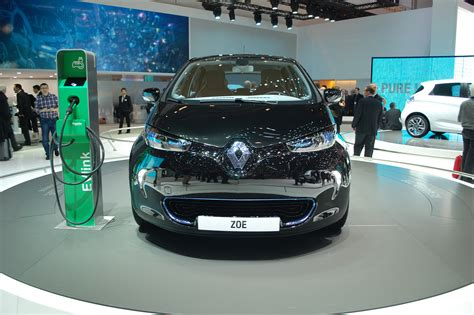 renault zoe electric 2013 renault zoe a stylish normal complement to the