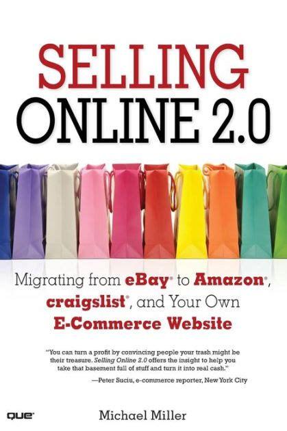 selling   migrating  ebay  amazon