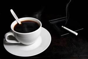 Кофе и сигареты: что делает вредные продукты полезным ...