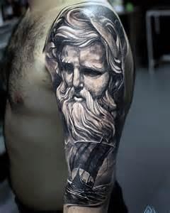 Odin Norse Mythology Tattoos