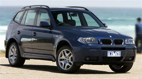 Bmw X3 30i M Sport 2005 Au Wallpapers And Hd Images