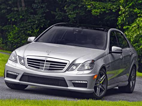 Amg Mercedes Eklasse E63 Usa W212 2009 Amg Mercedes E