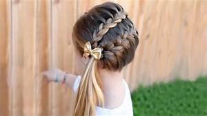 Coiffure Facile Pour Petite Fille : coiffure pour la rentr e 20 id es pour votre fille ~ Nature-et-papiers.com Idées de Décoration