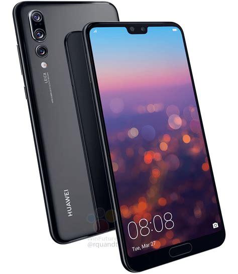 Huawei P20 Pro -puhelimen