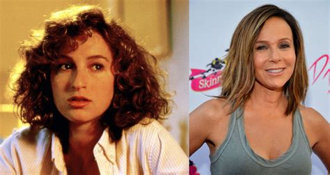 actress jennifer in dirty dancing cast of dirty dancing now and then smooth