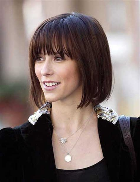 Bob Hairstyles With Bangs by 20 Chic Bob Hairstyles With Bangs Hairstyles 2017