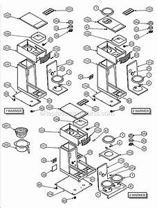 Bloomfield 8572 Parts List And Diagram   Ereplacementparts Com