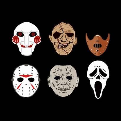Movie Scary Face Clown Horror Masks Phone