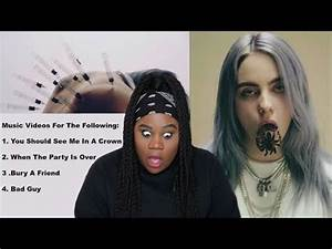 Billie Eilish - Bad Guy Plus Music Videos From The New ...