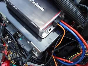 Wiring Amp To Harley Radio