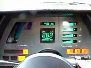 1986 Cavalier Z24 Digital Dash