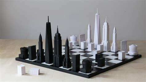 New York City Edition By Skyline Chess