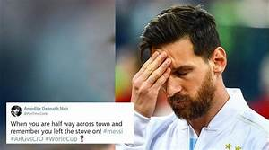 Fifa, World, Cup, 2018, After, Argentina, U2019s, Shocking, Loss, To