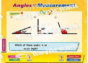 Angles And Their Measurement