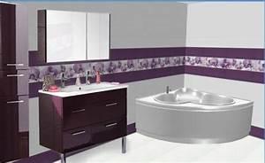 Carrelage Salle De Bain Couleur : avis carrelage salle de bain ~ Melissatoandfro.com Idées de Décoration