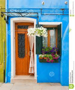 home building plans and prices colorful houses of burano venice italy stock photos