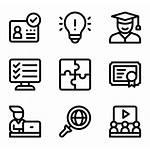 Learning Icon Icons Symbol Iconos Ebook Vectorified