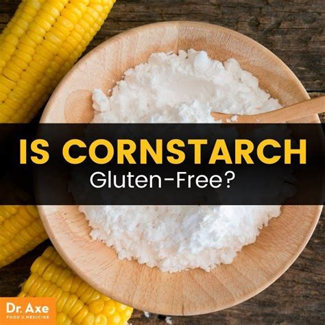 Corn starch is a common food ingredient, often used to thicken sauces or soups, and to make corn syrup and other sugars. Is Cornstarch Gluten-Free? And Other Common Questions ...