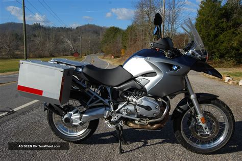 2005 Bmw R1200gs by 2005 Bmw R1200gs R1200 Gs R 1200gs Loaded And Ready For