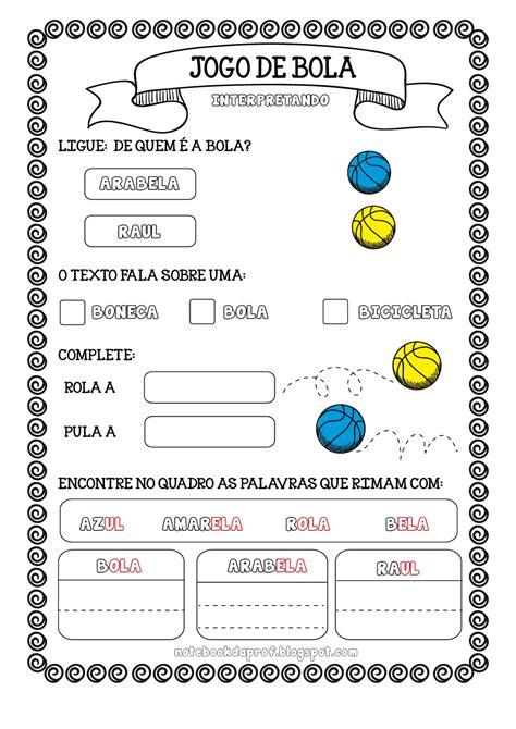 Cecilia Testo Atividades Texto Jogo De Bola Cec 237 Lia Meireles S 211