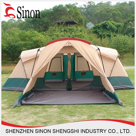 tente 3 chambre 4mx6m folding tent luxury 12 person cing tent buy 12