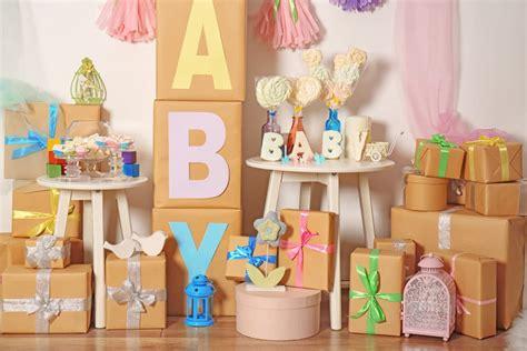 cheap unique baby shower decoration ideas