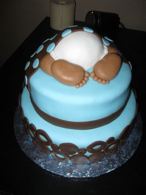 baby shower themes  boys  baby shower cakes boys
