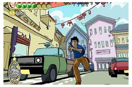 jackie chan adventures game download for pc