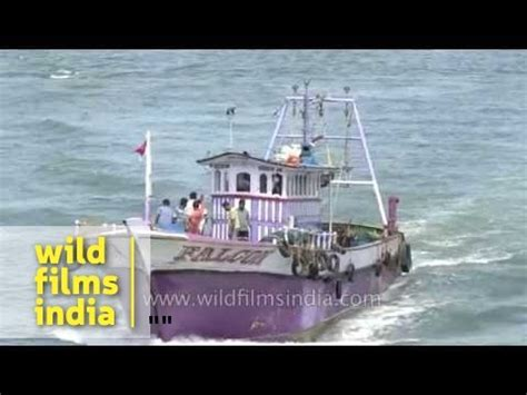 Kerala Fishing Boat For Sale by Fishing Boat Of The Kind That Brought Terrorists To India
