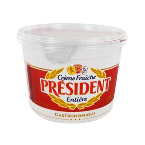 pot de creme fraiche president creme fraiche pot 30 mg 45cl tous les produits cr 232 mes fra 238 ches prixing
