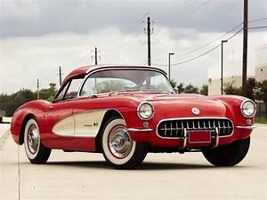 1957 C1 Corvette