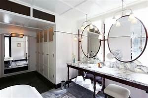 1001 idees pour l39agencement salle de bain qui va With salle de bain design avec quel est le meilleur magazine de décoration